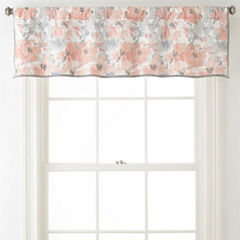 Home Expressions Emma Floral Valance