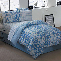 Avondale Manor Edgewood 8Pc Complete Bedding Set With Sheets