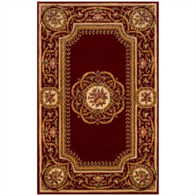 momeni atlantis handcarved wool rectangular rug - Momeni Rugs