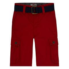 Levi's Knit Cargo Shorts - Toddler Boys