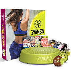 Zumba® Incredible Results DVD System