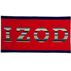 IZOD® Rainbow Beach Towel