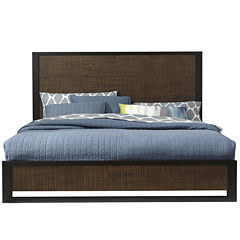 Grapevine King Platform Bed
