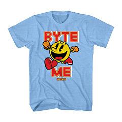 Pac-Man Byte Me Short-Sleeve Tee