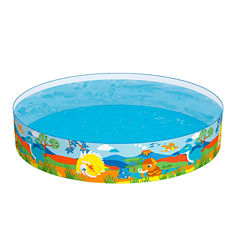 Bestway H2OGO 72 Inch Dinosaurous Fill 'N Fun Pool