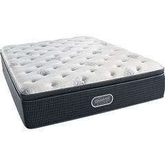 Simmons Beautyrest Silver® Snowhaven Pillowtop Luxury Firm - Mattress Only