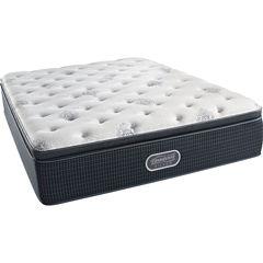 Simmons Beautyrest Silver® Snowhaven Pillowtop Luxury Firm - Mattress Only