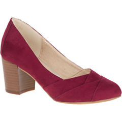 Hush Puppies Benita Damara Iiv Womens Slip-On Shoes