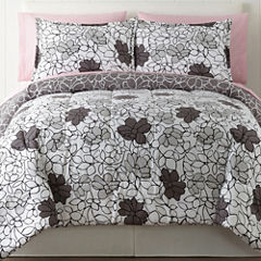 Home Expressions™ Elissa Floral Complete Bedding Set with Sheets