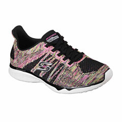 Skechers Studio Burst Edgy Womens Sneakers