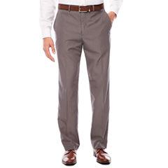 Stafford Flat Front Pants