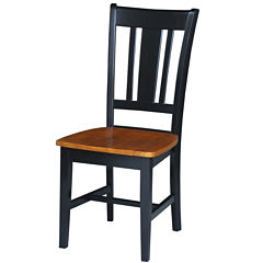 San Remo Slat Back 2 Pc Side Chair