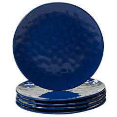 Certified International Blue 6-pc. Salad Plate