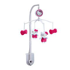 NoJo® Sanrio Hello Kitty Musical Mobile