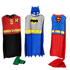 Buyseasons DC Comics Action Trio Child Costume Kit - One-Size