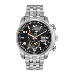 Citizen Mens Silver Tone Bracelet Watch-At9010-52e