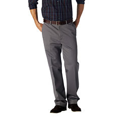 Haggar® Work to Weekend® Straight-Fit Flat-Front Khakis