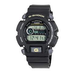 Casio® G-Shock Mens Multifunction Sport Watch DW9052-1BCG