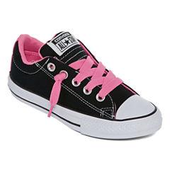 Converse® Chuck Taylor All Star Street Girls Sneakers - Little Kids