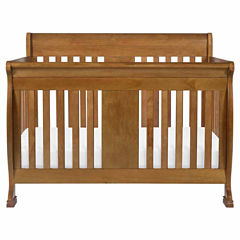 Porter 4-in-1 Convertible Crib with Toddler Rail