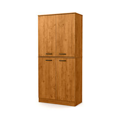 Axess 4-Door Armoire