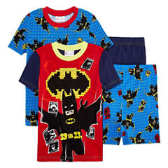 4PC Batman Pajama Set Boys