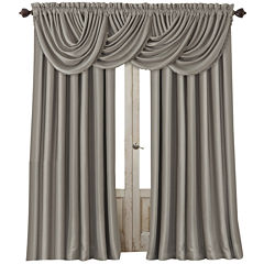 All Seasons Blackout Rod-Pocket/Back-Tab Curtain Panel