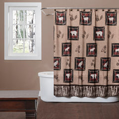 Saturday Knight Sundance Shower Curtain