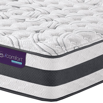 serta icomfort hybrid applause ii firm mattress only