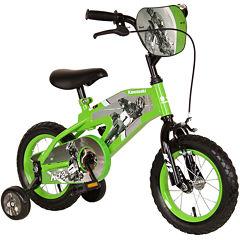 Kawasaki Single-Speed Boys' Bike