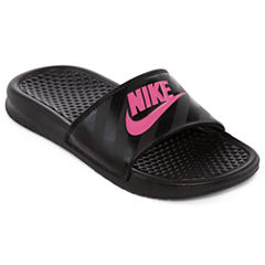 Nike® Benassi Solarsoft Womens Slide Sandals