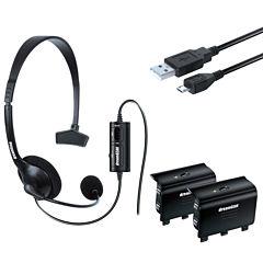 DreamGear DGXB1-6620 XBox One Essentials Gaming Kit