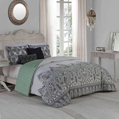 Avondale Manor Imogen 5-pc. Midweight Reversible Comforter Set