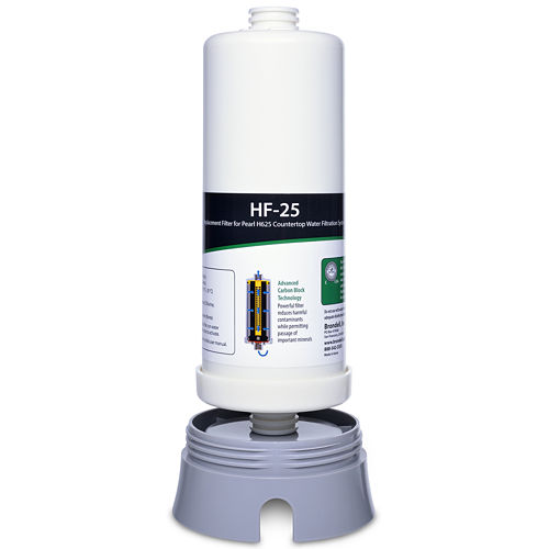 Brondell H2O  Pearl Carbon Block Water Filter