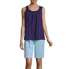 Adonna Shorts Pajama Set
