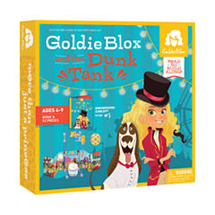 GoldieBlox the Dunk Tank