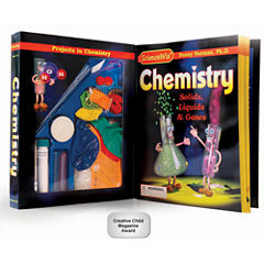 ScienceWiz Products ScienceWiz Chemistry Kit