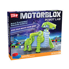 SmartLab Toys MotorBlox - Robot Lab