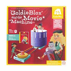 GoldieBlox GoldieBlox and the Movie Machine