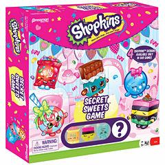 Pressman Toy Shopkins Secret Sweets Game