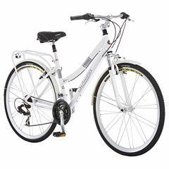 Schwinn Womens Front Suspension Hybrid Bike