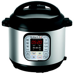 Instant Pot® Duo 6 Quart 7-In-1 Multi-Use Programmable Electric Pressure Cooker