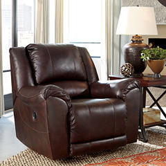 Signature Design by Ashley® Yancy Power Rocker Recliner