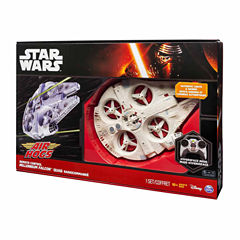 Spin Master Games Air Hogs Star Wars Ultimate Millenium Falcon Quad
