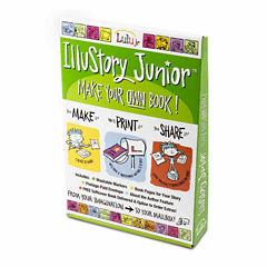 Lulu Jr.  Illustory Junior - Make Your Own Book!
