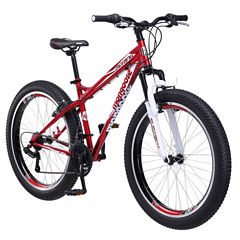 Mongoose Mens Front Suspension BMX Bike
