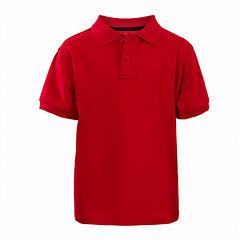 U.S. Polo Assn.® Short-Sleeve Polo - Boys 8-16