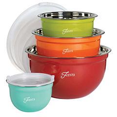 Fiesta® 8-pc. Mixing Bowl Set