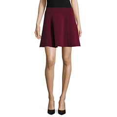 Decree Knit Skater Skirt Juniors