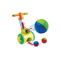 TOMY Pic n' Pop Push Along Toy